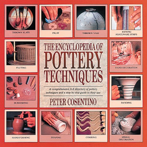 9780894718922: The Encyclopedia of Pottery Techniques: A Comprehensive A-Z Directory of Pottery Techniques and a Step-by-Step Guide to Their Use