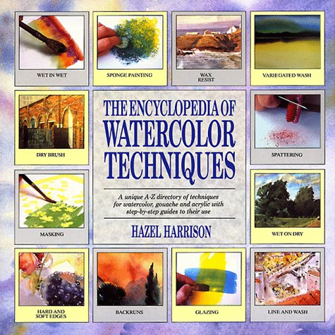 9780894718939: The Encyclopedia of Water Color Techniques