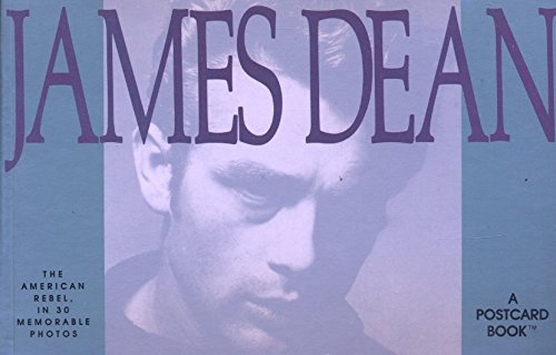 9780894718977: James Dean: A Postcard Book