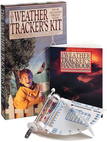 9780894719981: Weather Trackers Kit (Explore the Changing Forces of Nature)