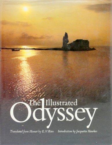 The Illustrated Odyssey: Rieu, E.V. (TR); Homerus