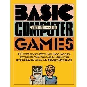 9780894800528: Basic Computer Games: Microcomputer Edition