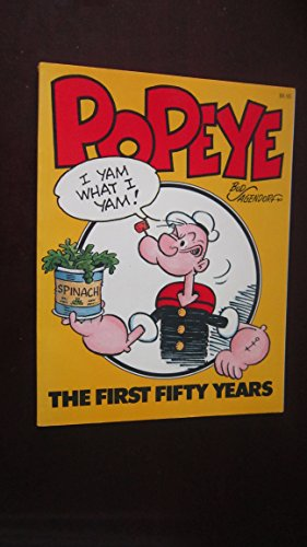 9780894800658: Popeye: The First Fifty Years