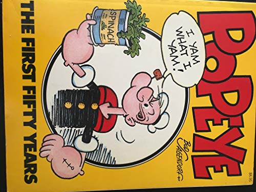 9780894800665: Title: Popeye The First Fifty Years