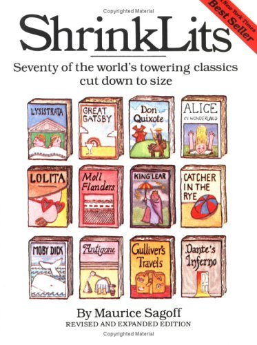 9780894800795: ShrinkLits: Seventy of the World's Towering Classics Cut Down to Size