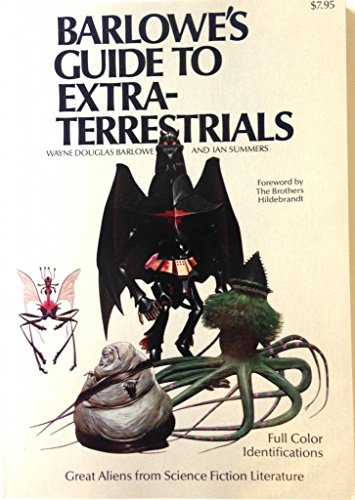 9780894801129: Barlowe's Guide to Extraterrestrials