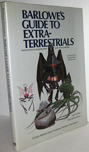 9780894801136: Barlowe's Guide to Extraterrestrials