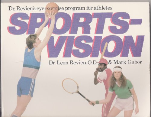 9780894801525: Doctor Revien's Eye Exercises for Athletes Sportsvision