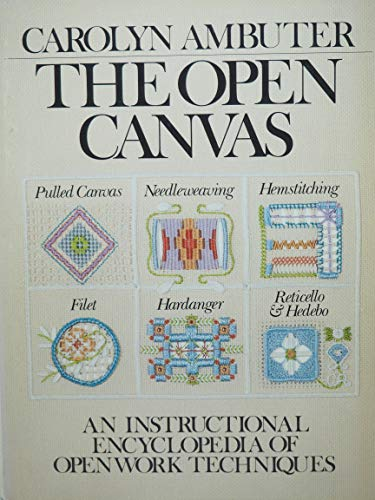 9780894801709: The Open Canvas