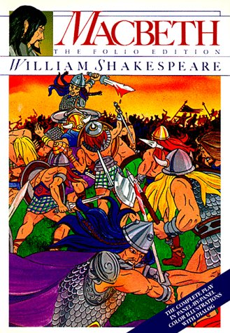 Macbeth (Illustrated): William Shakespeare, Oscar Zarate (Illustrator)