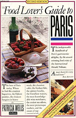 9780894805752: The Food Lover's Guide to Paris