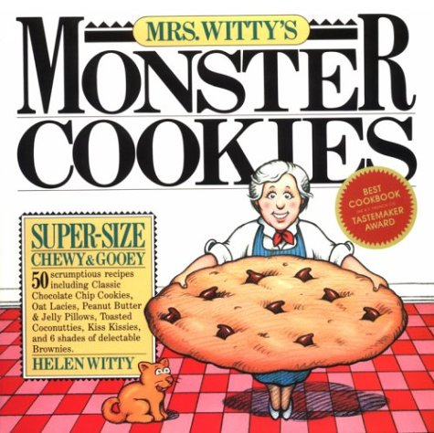 9780894806094: Mrs. Witty's Monster Cookies