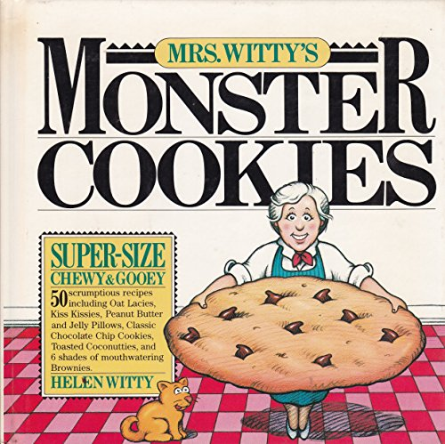 9780894807596: Mrs. Witty's Monster Cookies