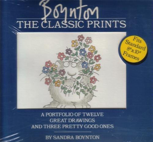 9780894808111: Boynton the Classic Prints: A Portfolio of 12 Great Drawings and Three Pretty Good Ones