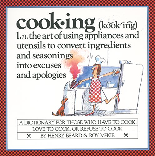Cooking: A Cook's Dictionary