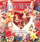 Forget-Me-Nots: A Victorian Book of Love: Hart, Cynthia, Grossman,