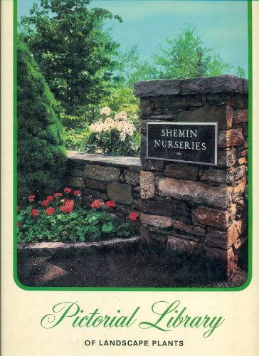 9780894840272: Pictorial Library of Landscape Plants: Northern Hardiness Zones 1-5 (PICTORIAL LIBRARY OF LANDSCAPE PLANTS VOL 1)