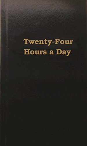 9780894860126: Twenty Four Hours a Day