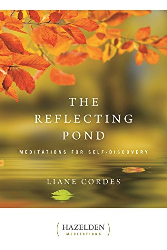 9780894861215: The Reflecting Pond: Meditations for Self-Discovery (Hazelden Meditations)