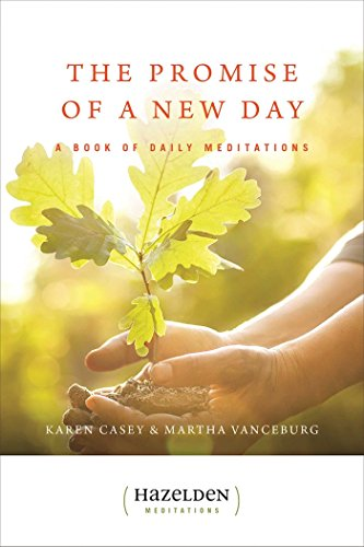 9780894862038: The Promise of a New Day: A Book of Daily Meditations (Hazelden Meditations)