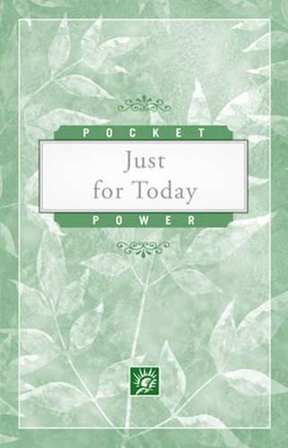 9780894862922: Just for Today: Pocket Power