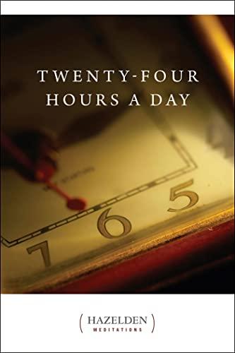 9780894868344: Twenty-Four Hours A Day
