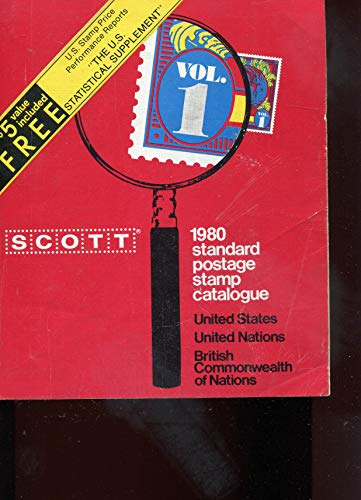 Scott 1980 Standard Postage Stamp Catalogue, Vol.: Lilly B. Freed