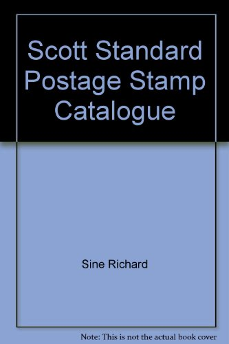 Scott Standard Postage Stamp Catalogue, 1990 : Richard Sine