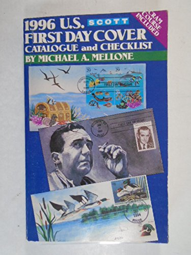 1996 U.S. First Day Cover Catalogue and Checklist (Scott Us First Day Cover Catalogue & ...