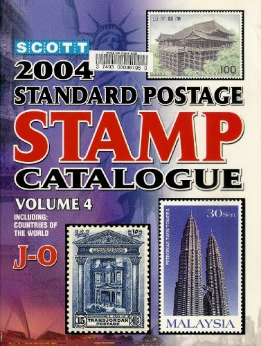 Scott 2004 Standard Postage Stamp Catalogue: Countries: Kloetzel, James E.