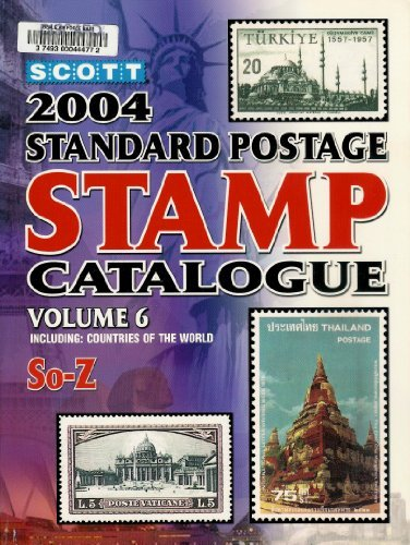 Scott Standard Postage Stamp Catalogue: Vol. 6: James E. Kloetzel