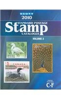 9780894874390: Scott 2010 Standard Postage Stamp Catalogue, Vol. 2: Countries of the World- C-F