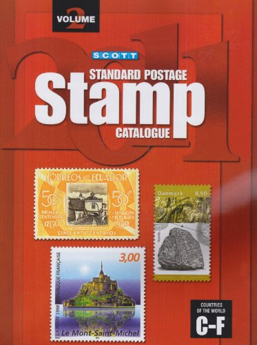 9780894874499: Scott 2011 Standard Postage Stamp Catalogue, Vol. 2: Countries of the World- C-F