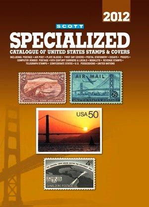 Scott Specialized Catalogue of United States Stamps: Charles Snee; Charles