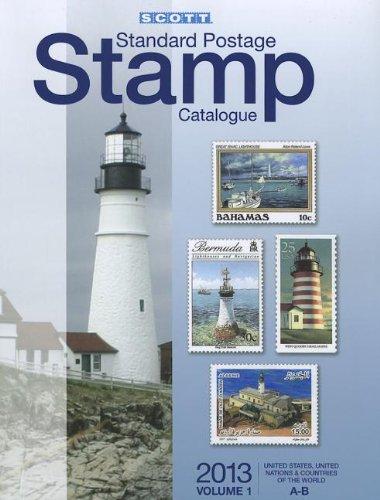 Scott Standard Postage Stamp Catalogue 2013: United