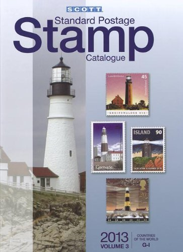 9780894874710: Scott Standard Postage Stamp Catalogue 2013: Countries of the World G-I