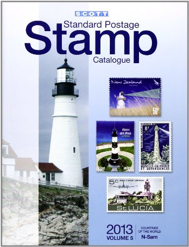 Scott 2013 Standard Postage Stamp Catalogue Volume 5 Countries of the World N-Sam (Paperback)