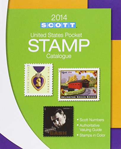 Scott 2014 US Pocket Stamp Catalogue (Scott U S Pocket Stamp Catalogue): Charles Snee