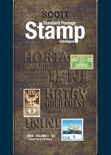 9780894874901: Scott Standard Postage Stamp Catalogue, Volume 3: Countries of the World: G-I (Scott Standard Postage Stamp Catalogue: Vol.3: Countries of the World G-I)