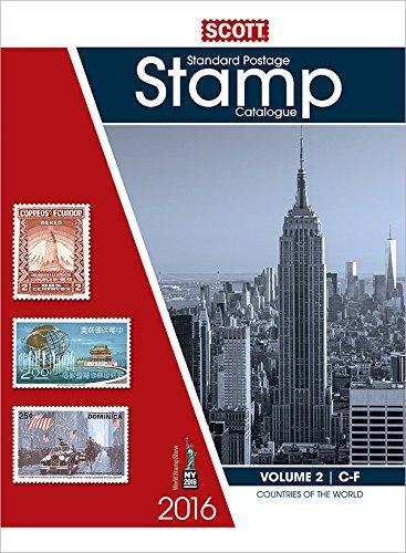 9780894874994: Scott Standard Postage Stamp Catalogue 2016: Countries C-f