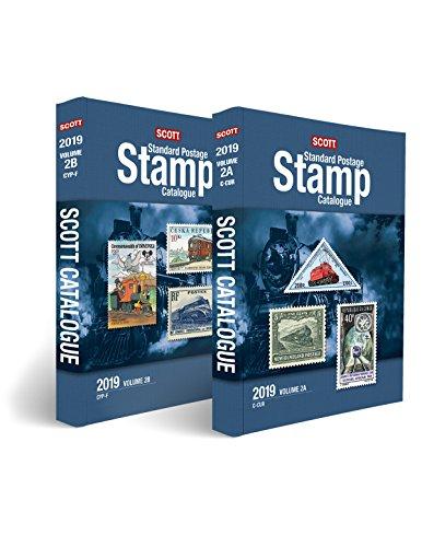 9780894875458: 2019 Scott Standard Postage Stamp Catalogue