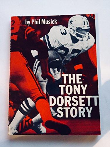 9780894900105: The Tony Dorsett Story