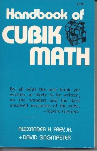 9780894900587: Handbook of Cubik Math