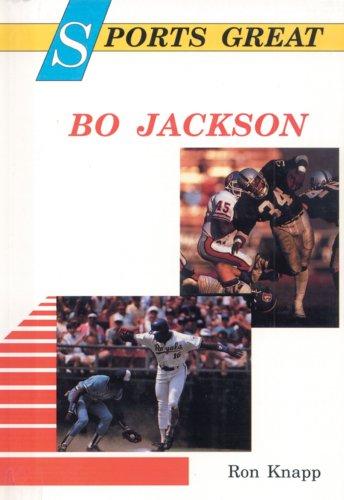9780894902819: Sports Great Bo Jackson (Sports Great Books)
