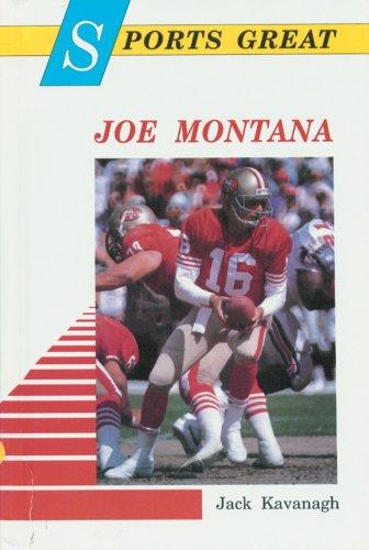 9780894903717: Sports Great Joe Montana (Sports Great Books)