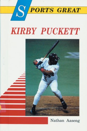 Sports Great Kirby Puckett (Sports Great Books)