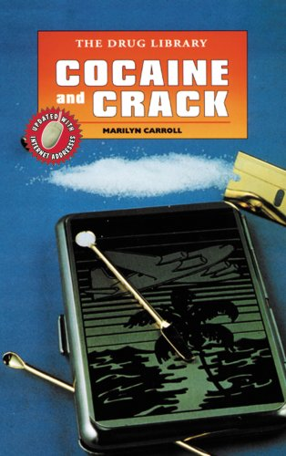 9780894904721: Cocaine and Crack (Drug Library)
