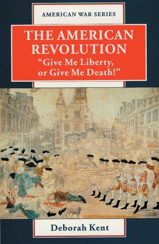 9780894905216: The American Revolution: