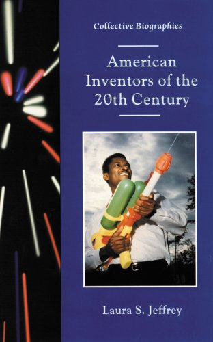 9780894906329: American Inventors of the 20th Century (Collective Biographies)