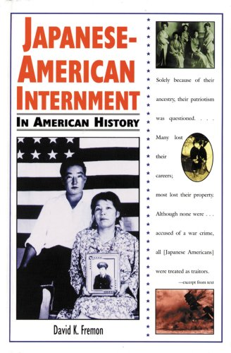 9780894907678: Japanese-American Internment in American History (In American History Series)